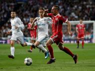 Real Madrid-Bayern Munique