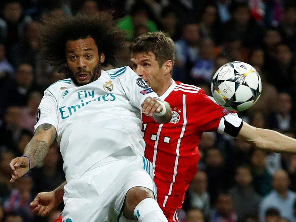 Real Madrid-Bayern Munique