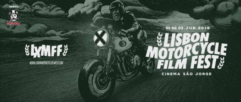 Lisbon Motorcycle Film Fest 2018