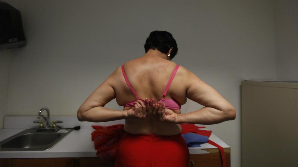 Exame mamário (arquivo)