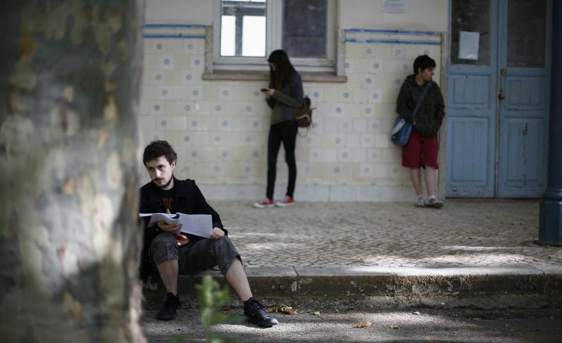 Liceu Camões - Lisboa (arquivo)