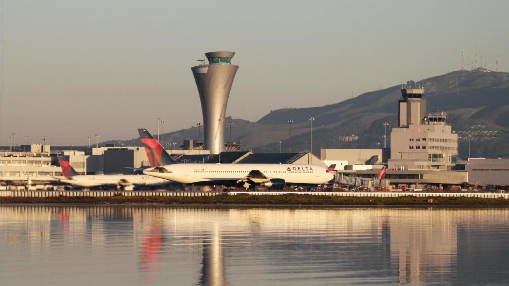 Aeroporto internacional de São Francisco