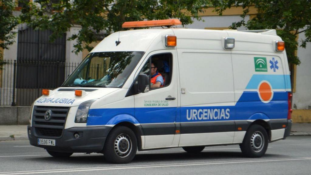 Ambulância espanhola