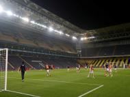 Fenerbahçe-Besiktas [Reuters]