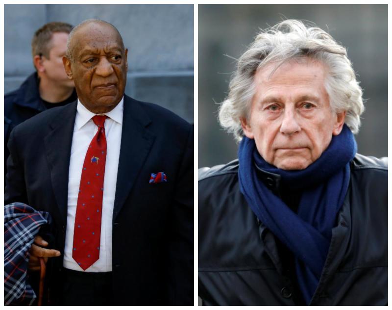 Bill Cosby e Roman Polanski