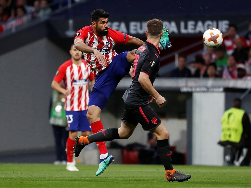 Atlético Madrid-Arsenal