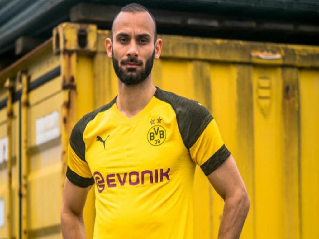 Equipamento principal Borussia Dortmund [FOTO: B. Dortmund]
