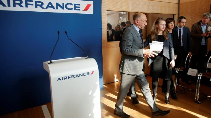 Jean-Marc Janaillac - Air France