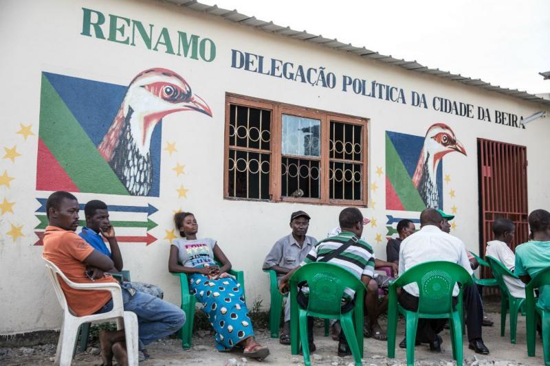 Renamo - Moçambique