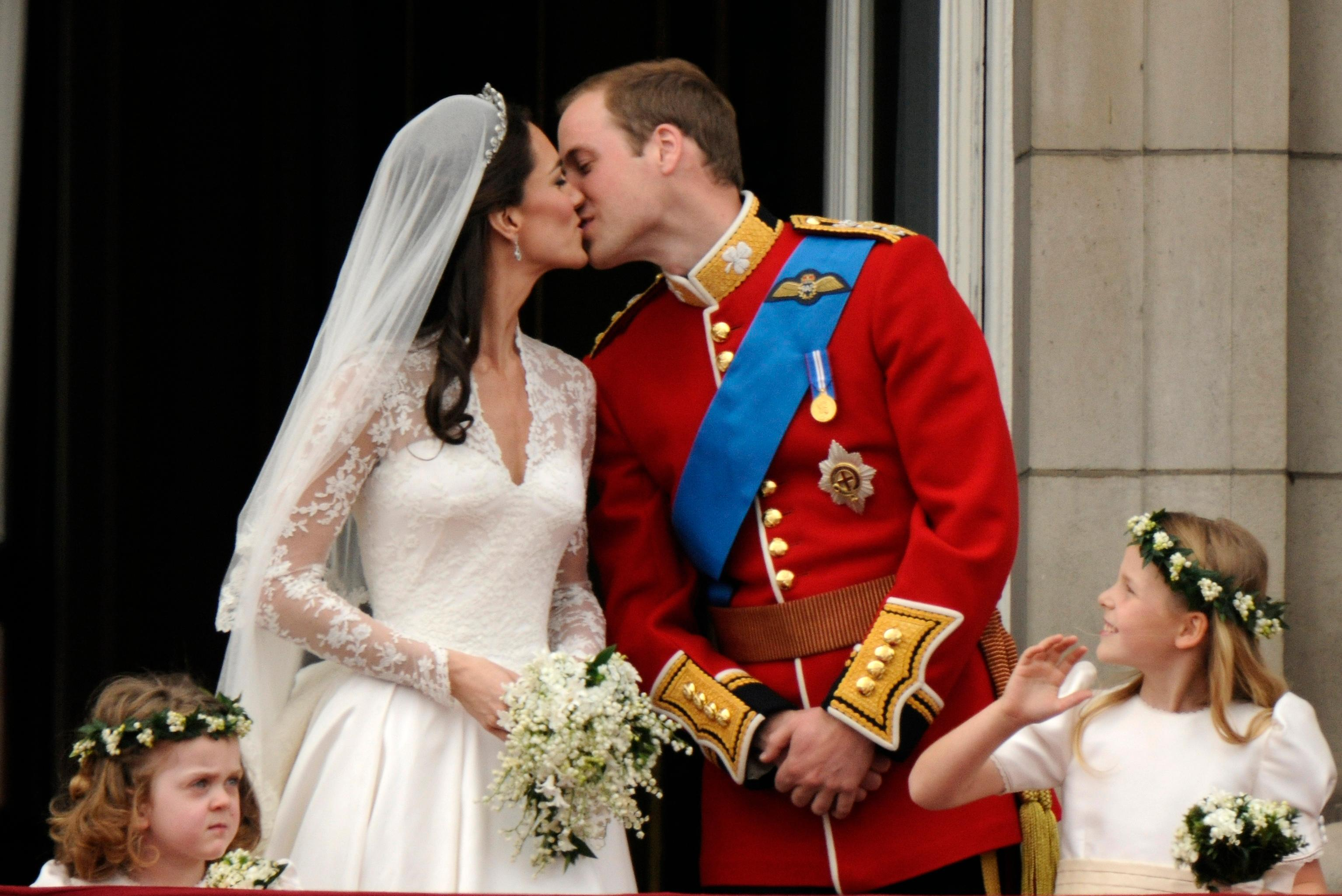 Os sete anos de casamento de William e Kate