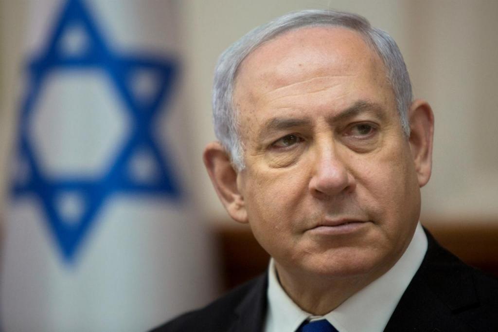 Benjamin Netanyahu - Israel