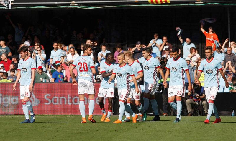 Celta Vigo-Deportivo Corunha