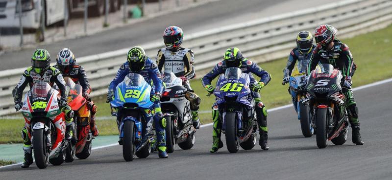 GP de Espanha de MotoGP (Lusa)