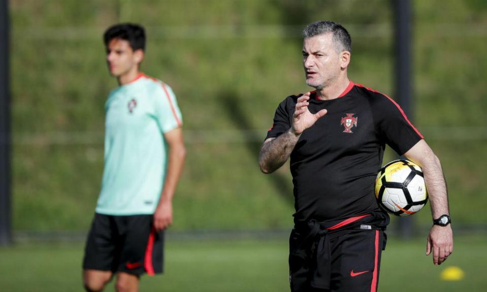 Sub-19: Portugal goleado pela Holanda