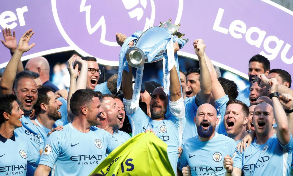 Manchester City vence Premier League