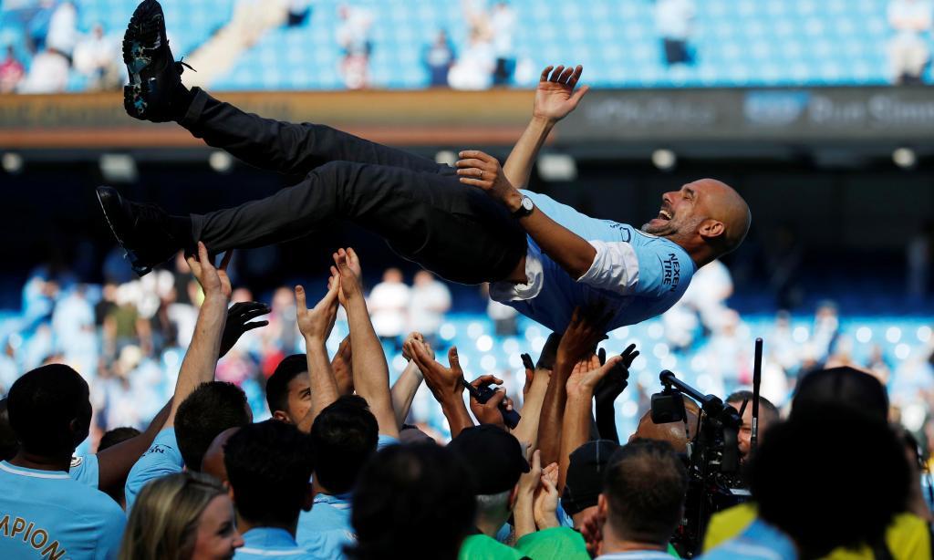 Manchester City vence Premier League