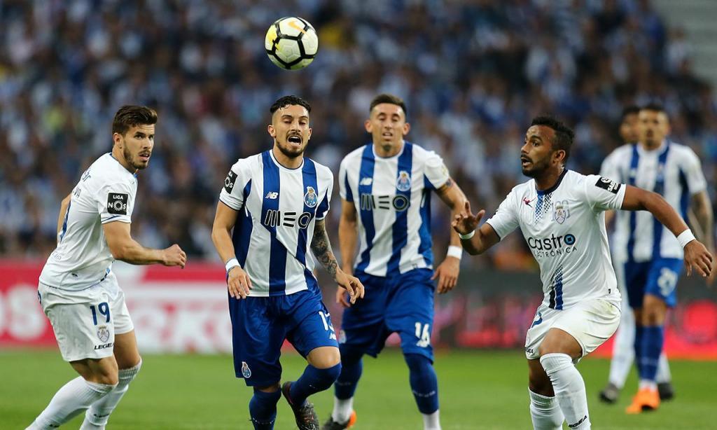 FC Porto-Feirense