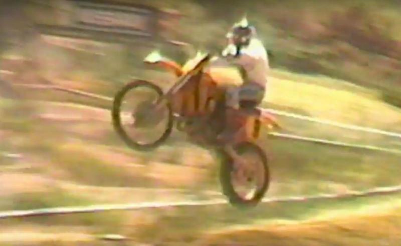 Eric Geboers (reprodução YouTube Motocross TV)
