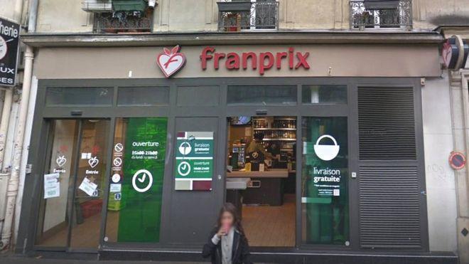 Minimercado Franprix