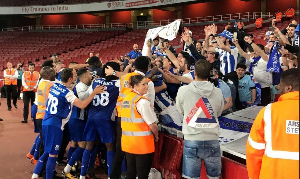 FC Porto B venceu Premier League International Cup