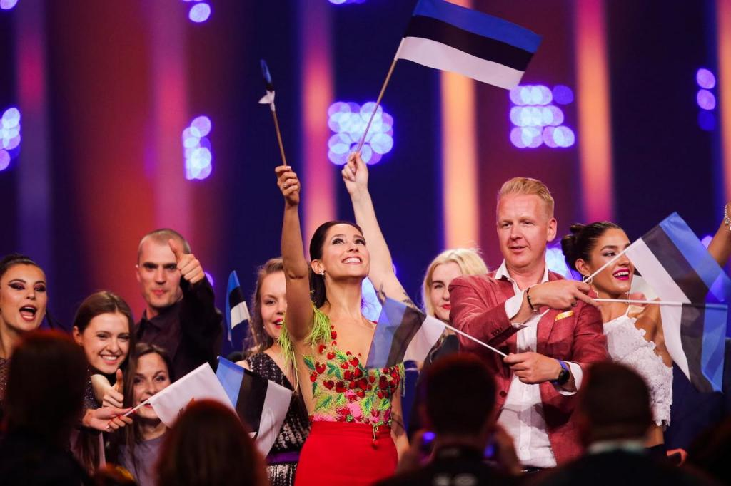Primeira semi-final do festival da Eurovisão 2018