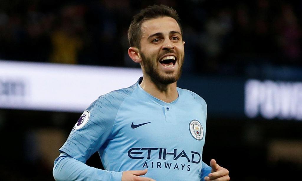 16. Bernardo Silva (Manchester City, Portugal) - 133,2 milhões