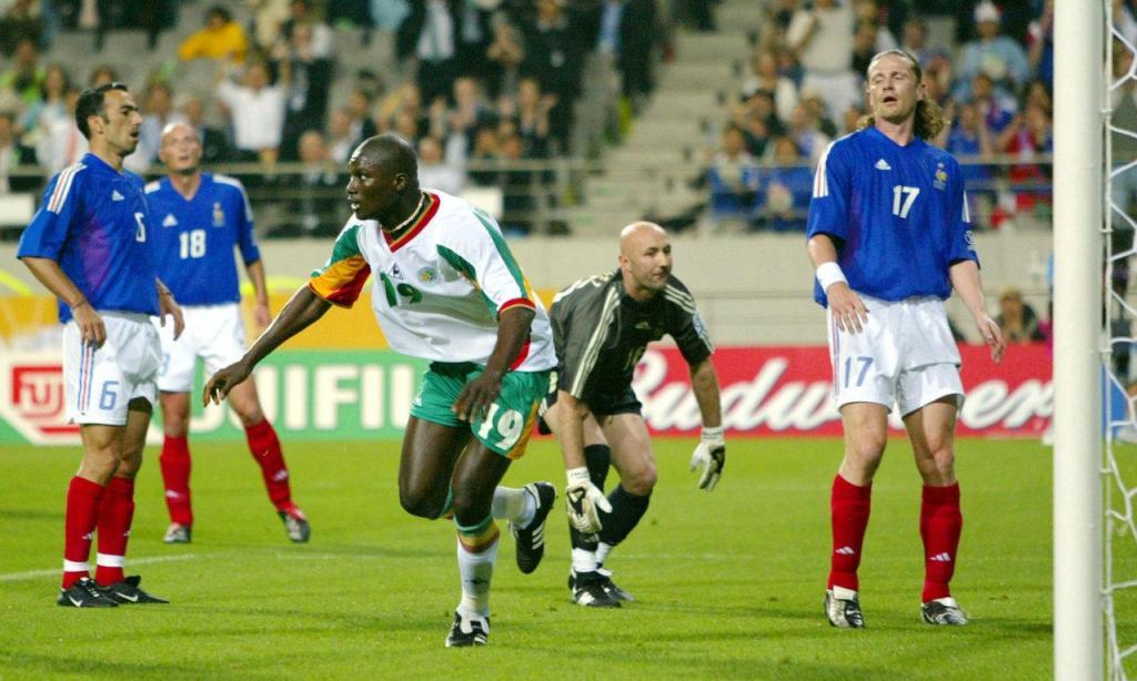 Senegal França 2002