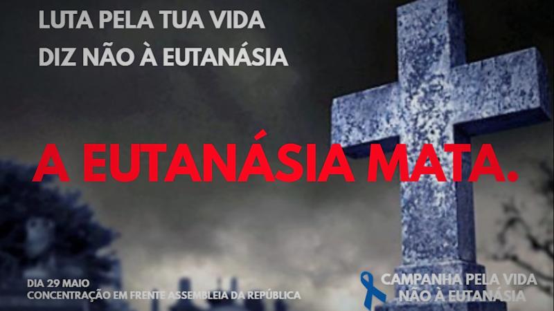 Resultado de imagem para almada a eutanasia mata