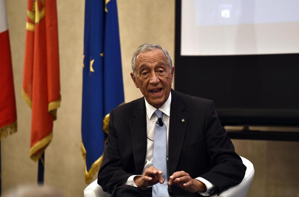 Marcelo Rebelo de Sousa - Florença