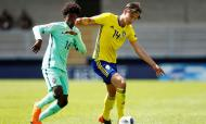 Sub-17: Suécia-Portugal
