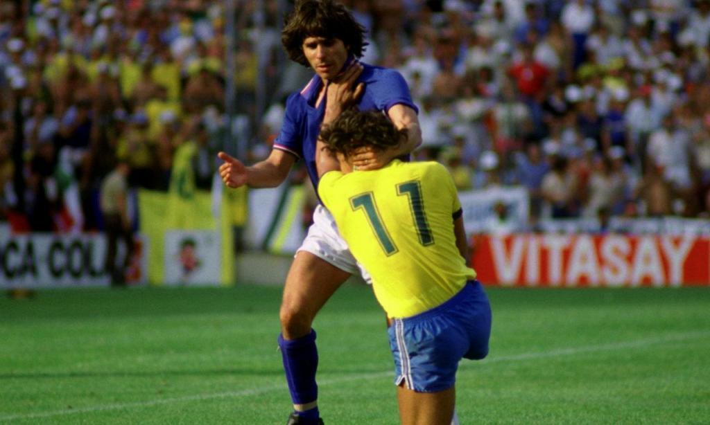 Itália Brasil 1982