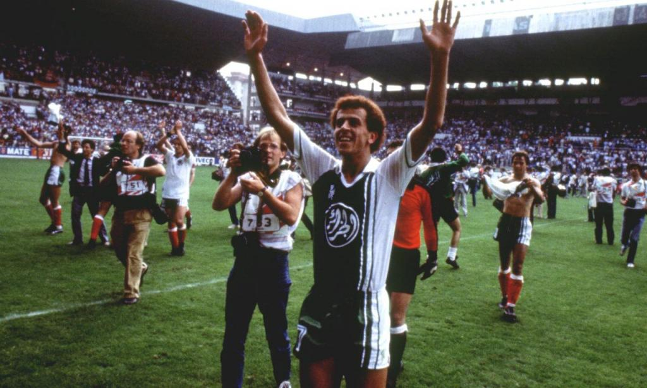 Alemanha-Argélia 1982