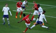 Sub-17: Suiça-Inglaterra