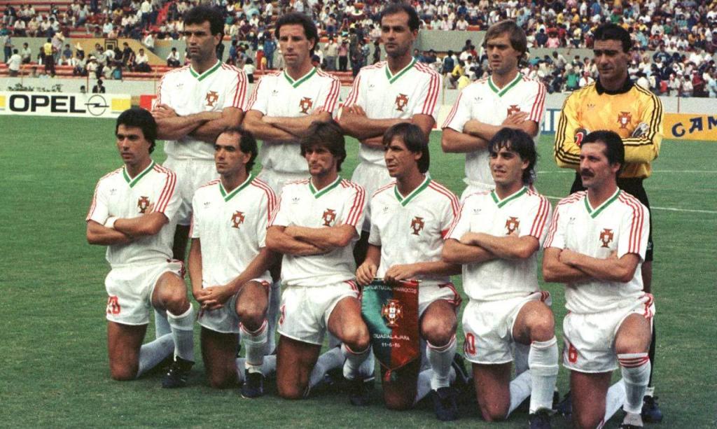 Portugal 1986