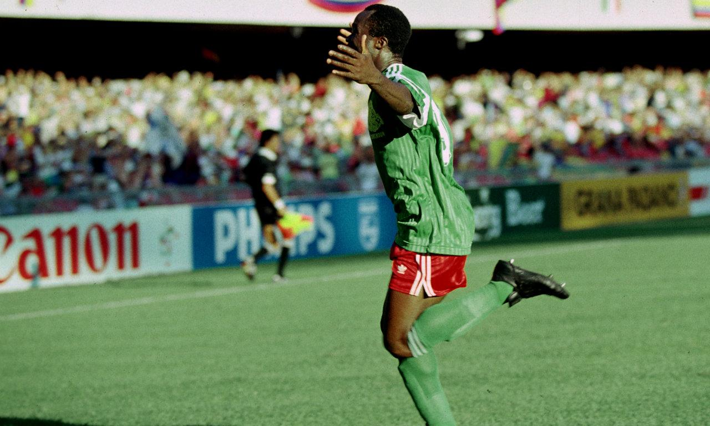 Camarões 1990