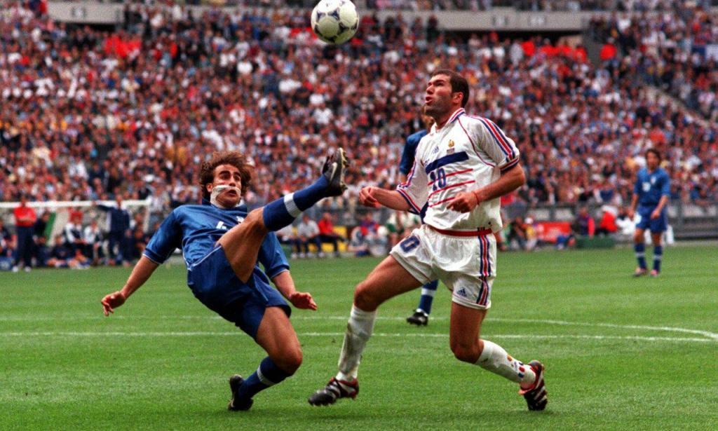 Zidane 1998