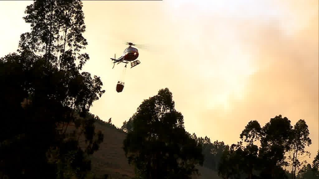 Governo consegue os dez primeiros helicópteros