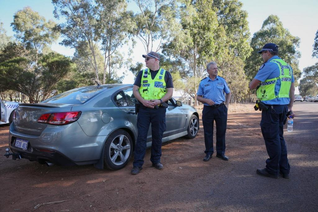 Crime na Austrália
