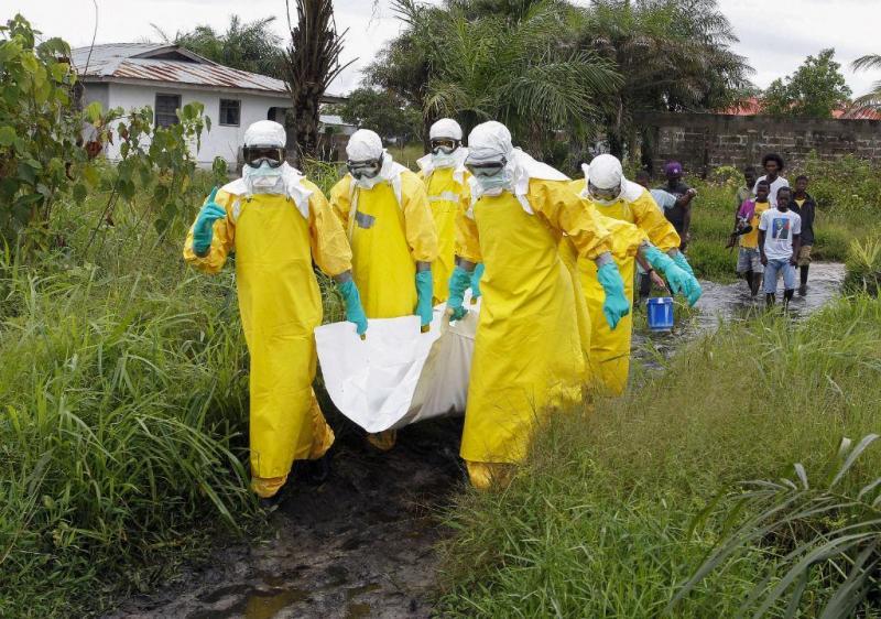 Ébola no Congo
