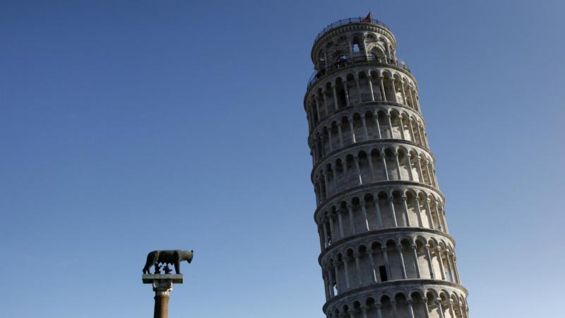 Torre de Pisa (Itália)
