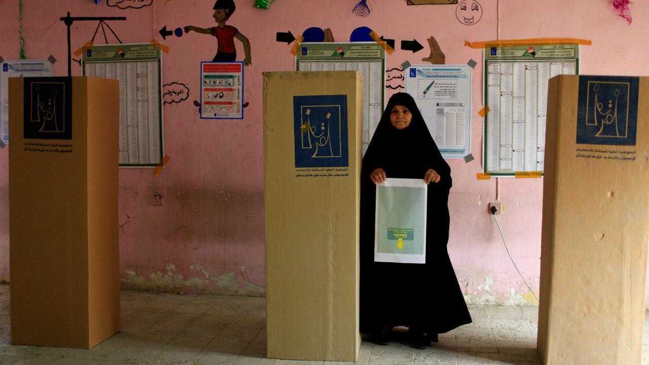 Eleições no Iraque