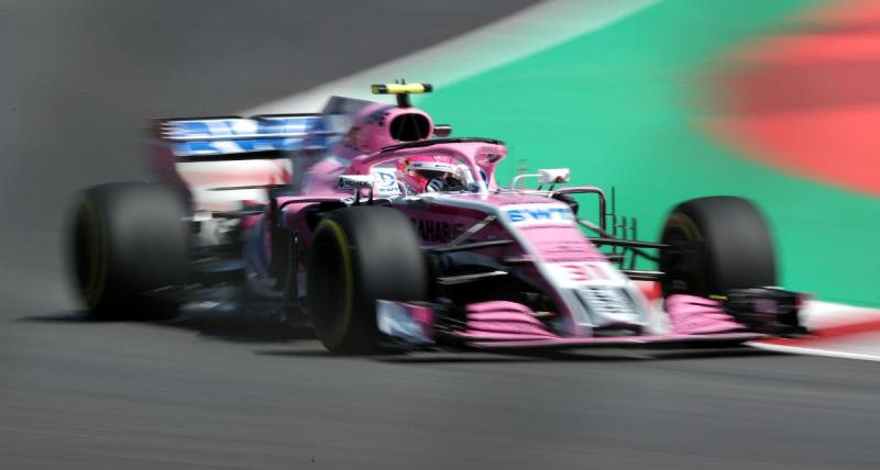 Esteban Ocon (Reuters)