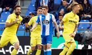 Deportivo Corunha-Villarreal