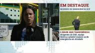 Jorge Jesus foi chamado por Bruno de Carvalho para reunião em Alvalade