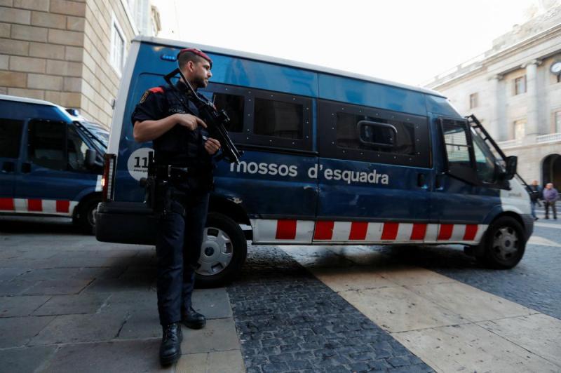 Mossos d'Esquadra (Reuters)
