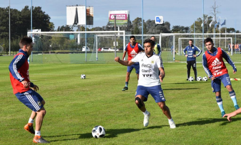 Seleção Argentina (Fonte: AFA)
