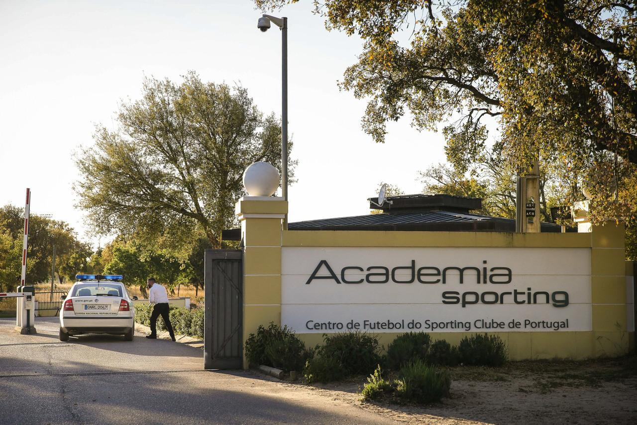 Academia do Sporting em Alcochete