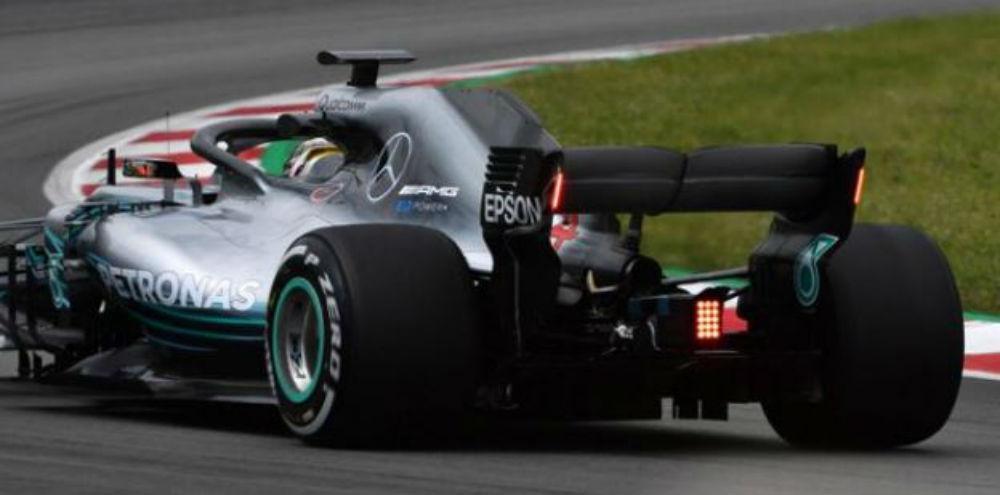Mercedes (reprodução twitter F1)
