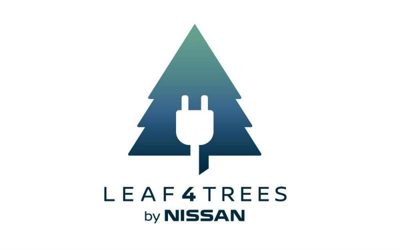 Nissan LEAF4Trees