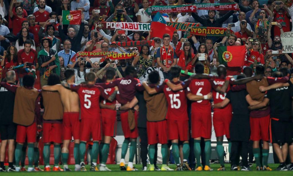 Portugal-Suíça (Reuters)
